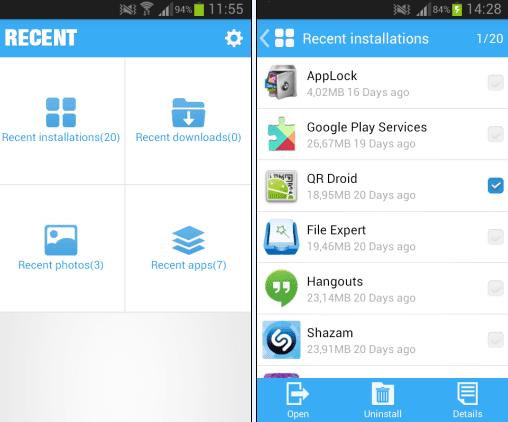 Vedere le foto recenti download applicazioni e for App per vedere telecamere su android