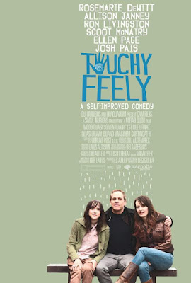 Touchy Feely 2013 DVDR NTSC R1 Latino