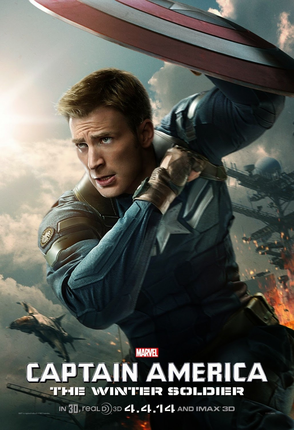 Watch Captain America: The Winter Soldier Online Free