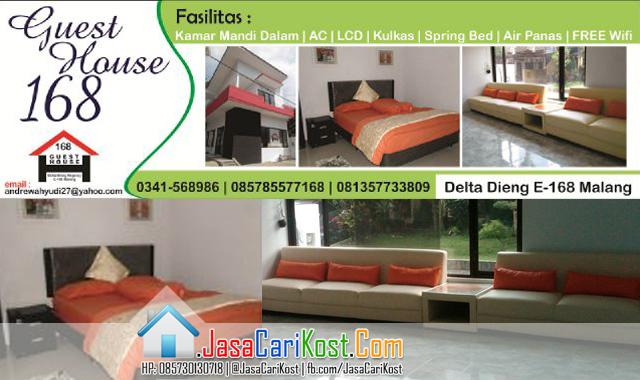 Rumah Kost Esklusif dan Guest House Malang