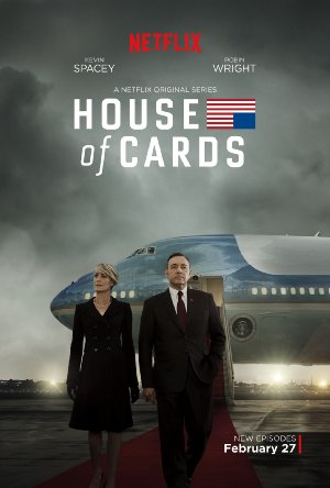 Poster House of Cards 2013–