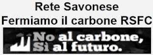 COMUNICATO DELLA RETE SAVONESE FERMIAMO IL CARBONE DEL 25 MARZO  2013.