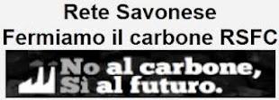 COMUNICATO DELLA RETE SAVONESE FERMIAMO IL CARBONE DEL 25 MARZO  2013.