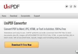 Convierte archivos PDF