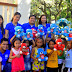 E. Juntado ES students receives SM Cares Bears of Joy
