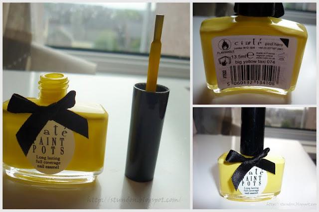 ciate paint pots big yellow taxi