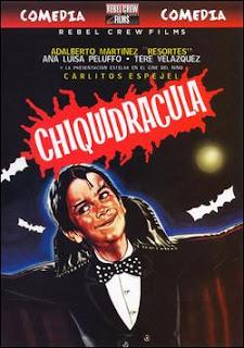 Ver online: Chiquidrácula: El exterminador nocturno (1985)