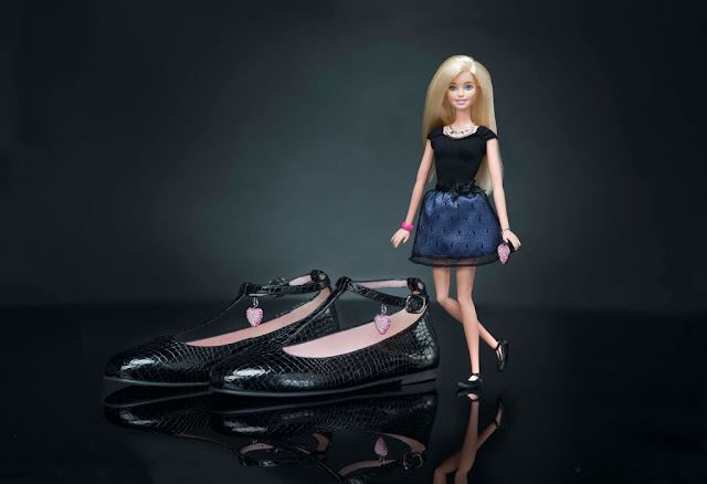 Barbie, Pretty Ballerinas, Style, Mattel, Look, Shoes