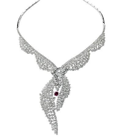 Tbz Jewelry Designs http://www.indiangoldesigns.com/2012/04/tbz-original-designer-diamond-white.html