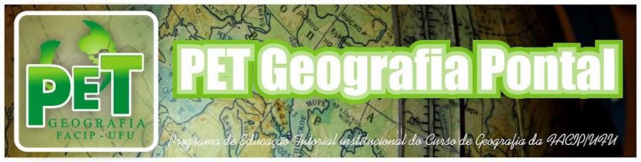 PET Geografia Pontal