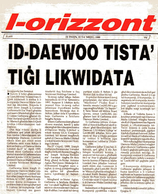 44 - John Dalli and the Daewoo Scandal