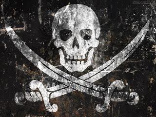 os piratas mais temidos da história
