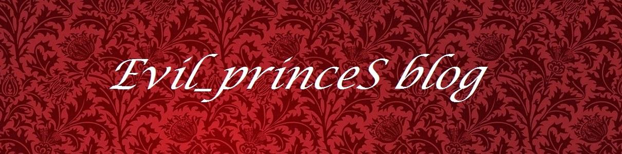 Evil_princeS blog