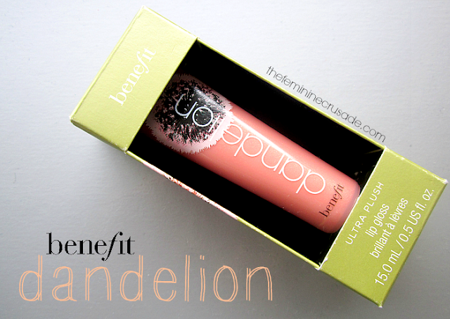 Benefit Ultra Plus Lip Gloss in Dandelion