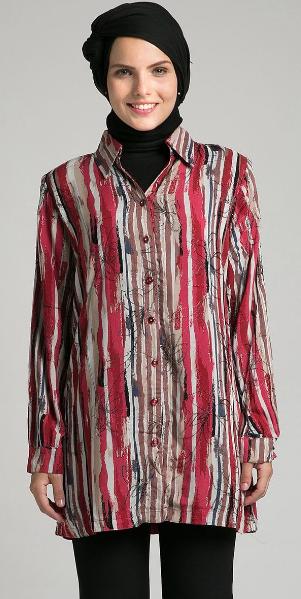 Koleksi Gambar Baju Muslim Masa Kini