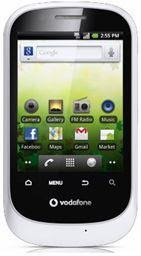new Vodafone 858 Smart  Mobile Phone Review and Specification 2011