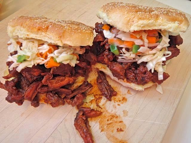 Fast Country Style Ribs Part - 43: Pork Barbecue Sandwiches Are Commonly Made With Pork Shoulder (Boston  Butt), But Country-style Ribs Turn Juicy And Tender Toou2014whether Braised In  The Oven Or ...
