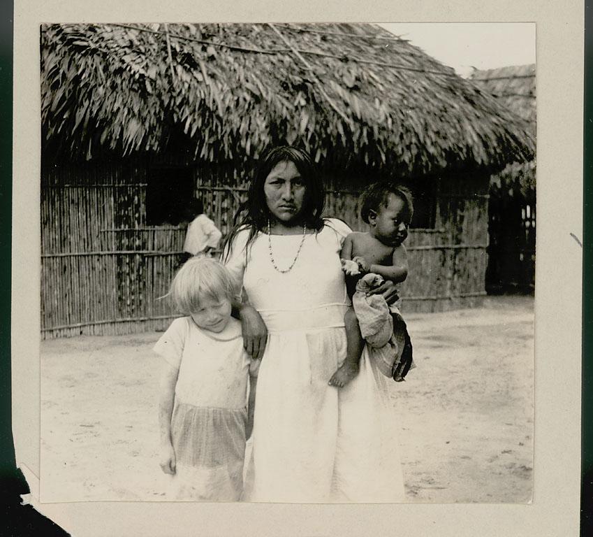 Albino Native American Indian