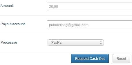 Form Payout Popcash