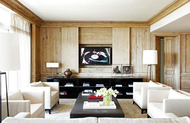 This Or That Wood Paneled Rooms Nbaynadamas Furniture