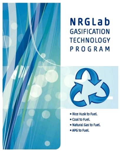nrglab gasification techonology program