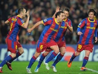 FC Barcelona 2011