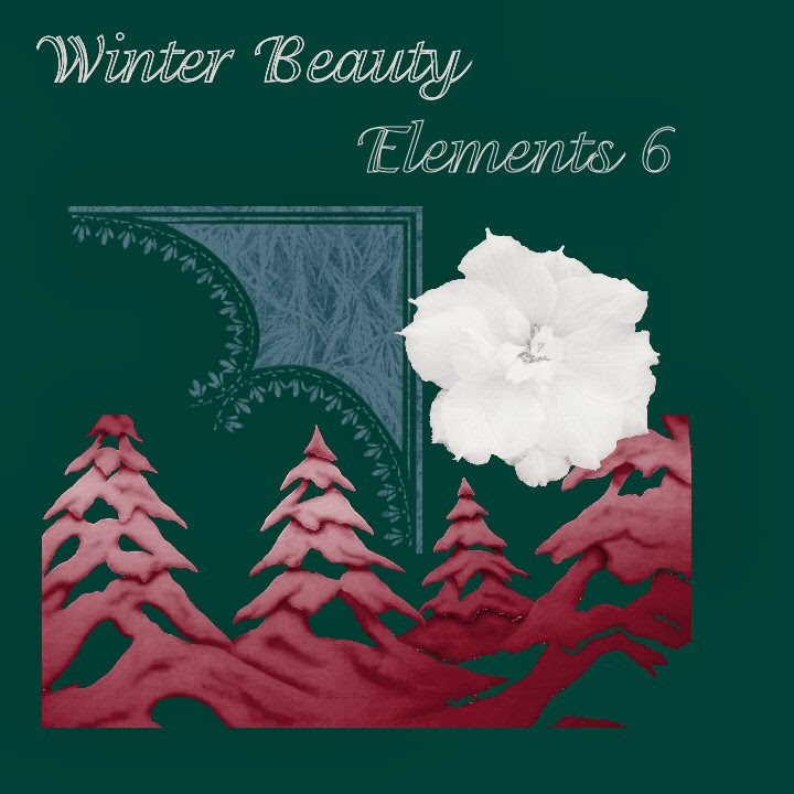 Heande Winter Beauty Elements 6