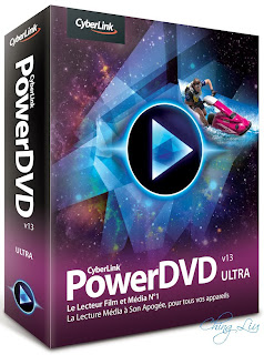 CyberLink PowerDVD Ultra 13.0.3313 + Crack