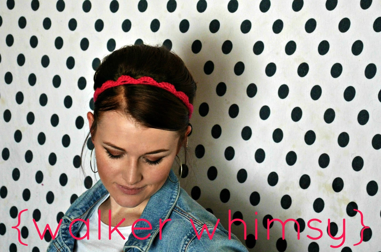 Walker Whimsy Scalloped Headbands Free Crochet Pattern Of The Month