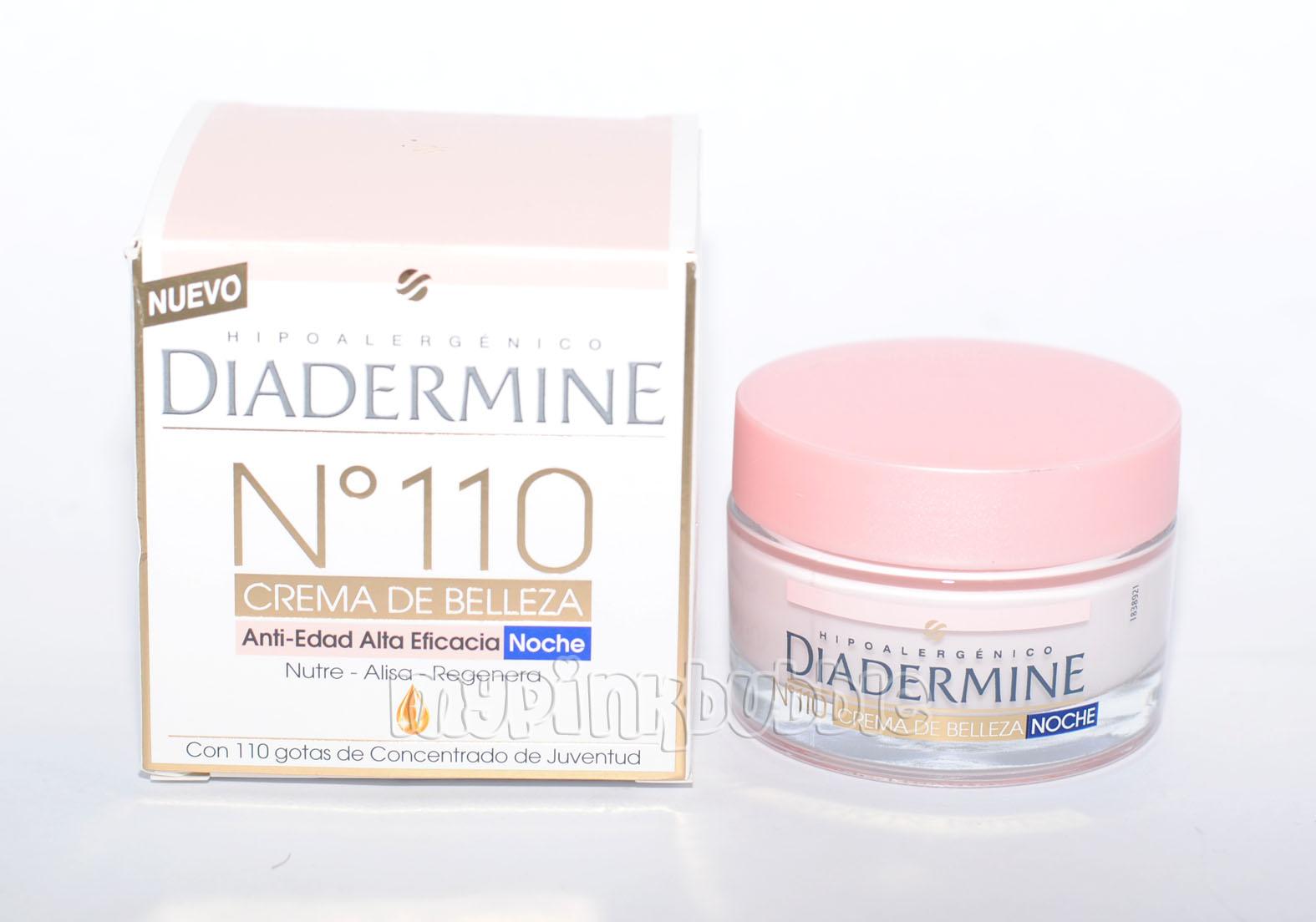 Diadermine 110 antiedad noche