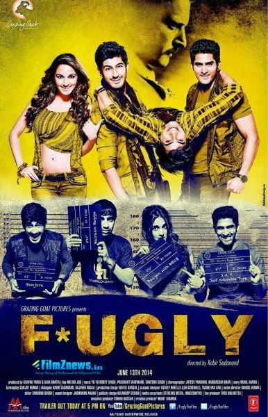Fugly (2014) Movie Songs Lyrics & Videos