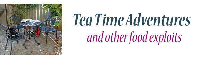 Tea Time Adventures and Other Food Exploits