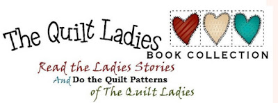 Logo for the quilt ladies store