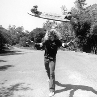 """dogtown and the z boys The history of skateboarding, as is well known, began in california thanks to the movie """"lords of dogtown,"""" many have heard of the 1970s history of skateboarding in california."""