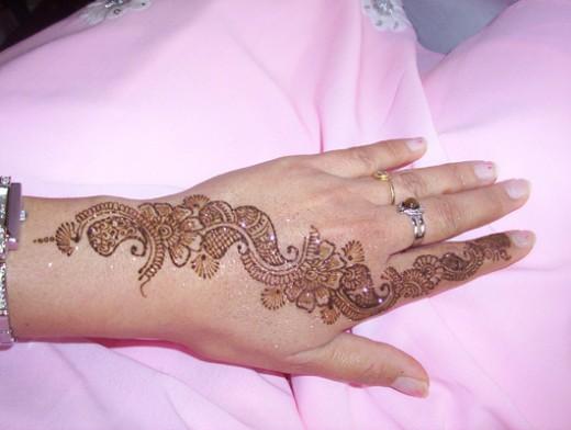 Mehndi Party N Wedding : Party mehndi designs for hand funnmusti spot fun