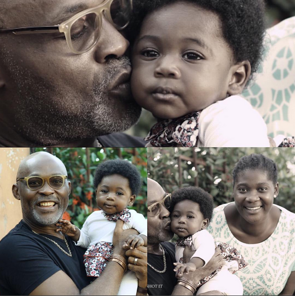 Mercy Johnson Shares Adorable Photos Of RMD