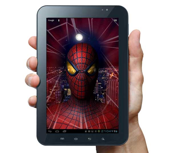 Amazing Spider-Man 3D Live en tu Android GooglePlay