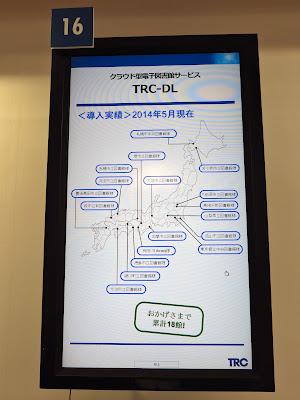 TRC-DLの導入先図書館