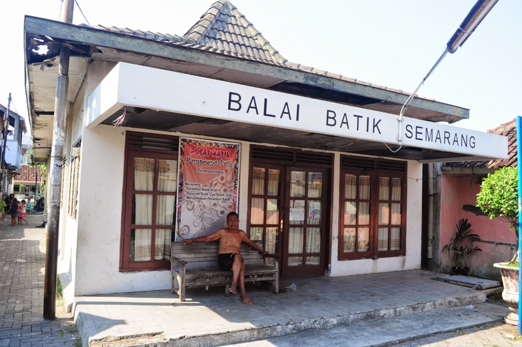 Batik Semarang dan Sejarahnya