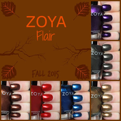 zoya flair review swatch