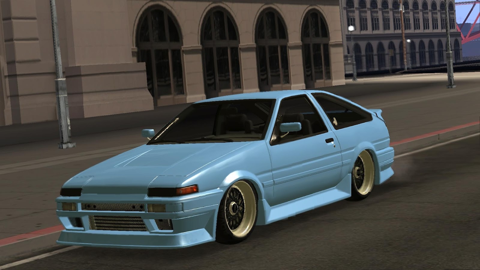 autos media  toyota sprinter trueno ae86 jdm