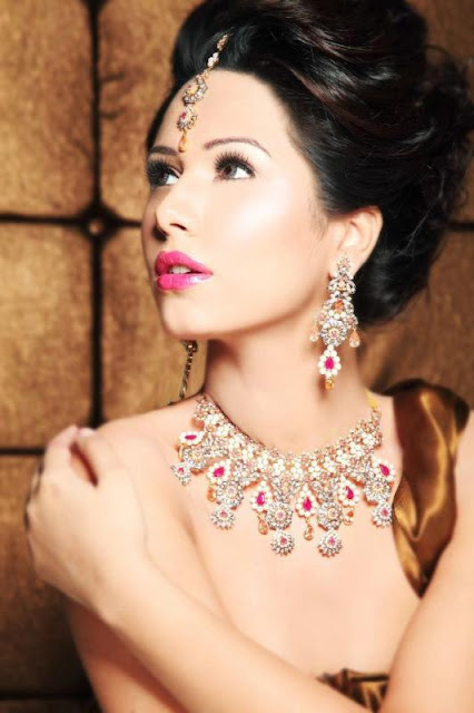 Bridal Jewellery 2013 By Fashion She 9