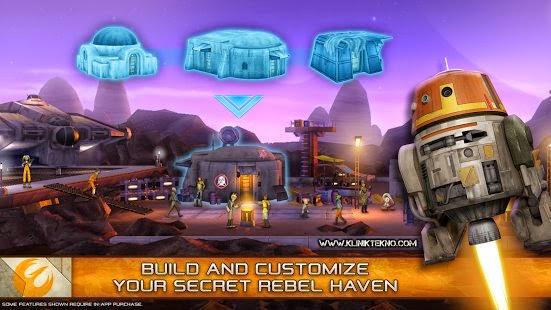 Download Star Wars Rebels: Recon v1.0.0 Apk + Data Mod Unlocked