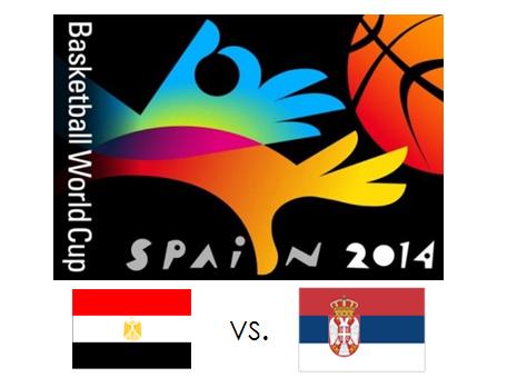 Egypt vs Serbia Live Stream, Replay Video