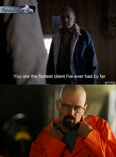 funny Breaking Bad humor