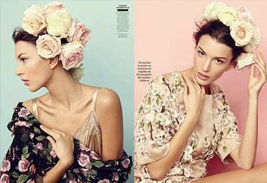 Floral Crown, Tocados Florales, Flores en el cabello, I'd rather wear flowers in my hair, than diamonds around my neck, Fashionblog, How to wear flower Crowns, Como usar tocados Florales, Frida Kahlo florwer, Flower Accessories, Accesorios florales