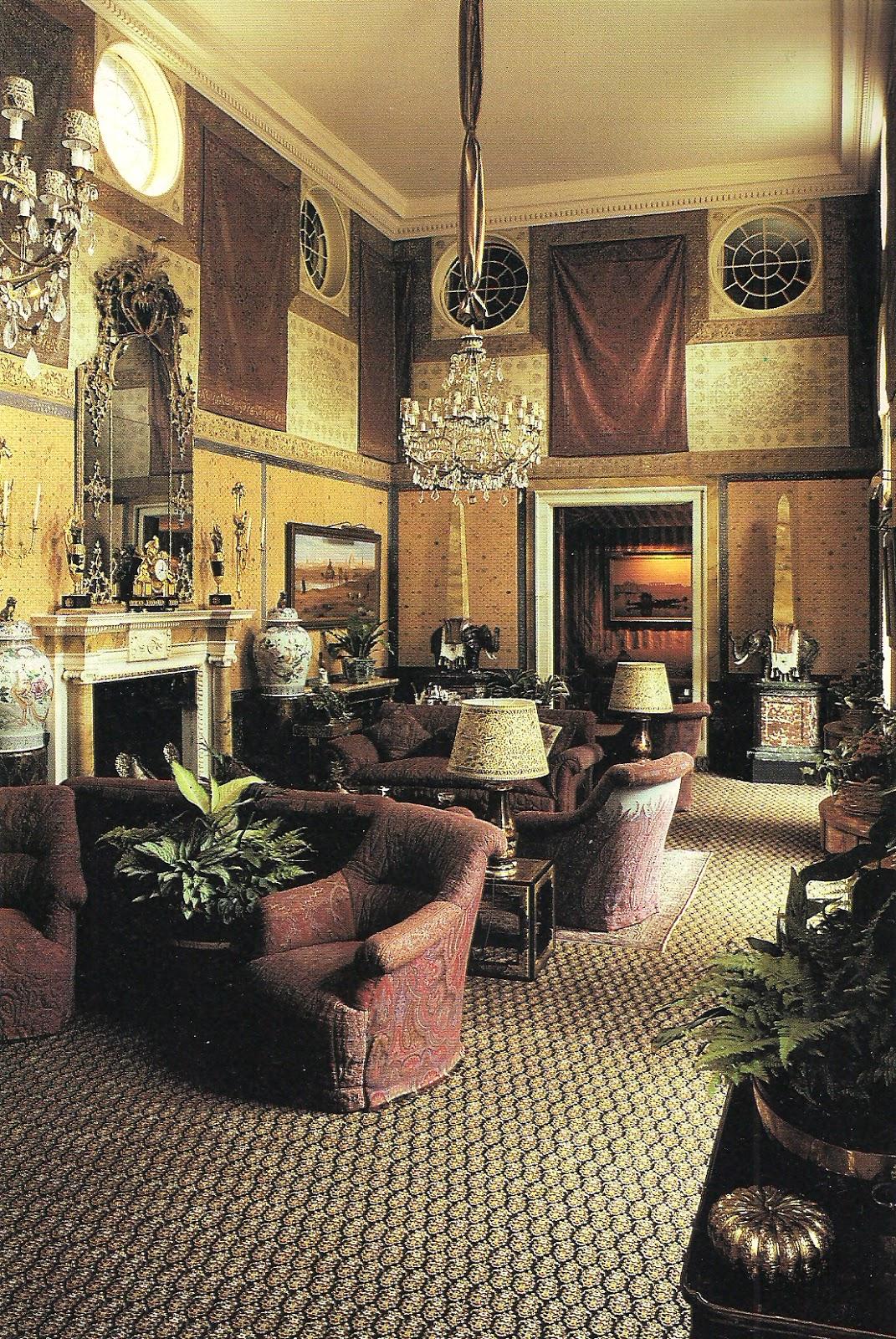 The devoted classicist mongiardino for princess firyal london - Blog di interior design ...