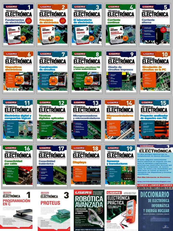 Curso Completo Técnico En Electrónica