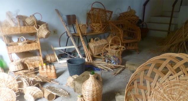 Aparador Blanco Barato ~ A u00c7ORES Quiosques de Turismo NEWS ARTAZORES Produto artesanal nos Açores u2013 Vimes