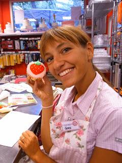 candy cane cupcakes...perché ancora mancano capodanno e la befana!